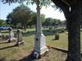 Image for Collin McKinney - Van Alstyne Cem. - Van Alstyne, TX
