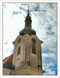 Image for TB 2203-7 Uhl. Janovice, kostel, CZ