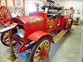 Image for 1918 Fire Wagon - Okanogan, WA