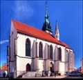 Image for Kostel nanebevzetí Panny Marie / Church of Assumption of the Virgin Mary - Jindrichuv Hradec (South Bohemia)