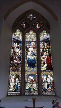 Image for Stained Glass Windows - St Michael - Whichford, Warwickshire