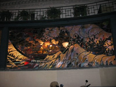 le vitrail du shangha paris 9eme arrondissement art. Black Bedroom Furniture Sets. Home Design Ideas