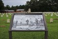 Image for The Unknown Soldier -- Andersonville National Cemetery, Andersonville GA
