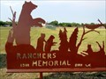Image for Rancher's Memorial - Clairesholm, Alberta