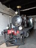 Image for VR Vk3 Class steam locomotive 489 - Finnish Railway Museum, Hyvinkää, Finland