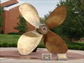 Image for Victory Ship Propeller - Scott Air Force Base, IL