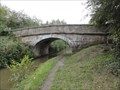Image for Stone Bridge 81 Over The Macclesfield Canal - Moreton, UK