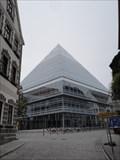 Image for Tourism - Stadtbibliothek Ulm, Germany, BW