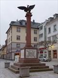 Image for Kriegerdenkmal - Deutsch-Französischer Krieg 1870/71 — Bad Homburg vor der Höhe, Germany