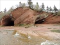 Image for Geological Ages: Present to 4600 Million Years Ago - St. Martins, New Brunswick