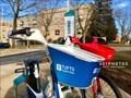 Image for JUMP Bike Share at Memorial Hospital - Providence, Rhode Island USA