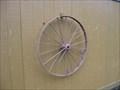Image for Gas Station Wagon Wheel - Fresh Pond, CA