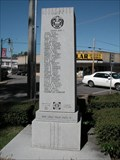Image for Alcorn County War Memorial - Corinth, MS