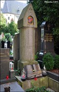 Image for Karel Capek - Vysehrad Slavin Cemetery (Prague, Czech Republic)