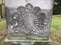 Image for Grabstein mit Tierkreiszeichen - Friedhof Ohlsdorf - Hamburg, Germany