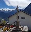 Image for Churchyard Cross - Mund, VS, Switzerland