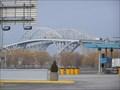 Image for Blue Water Bridge West bound original span - Canada to Michigan