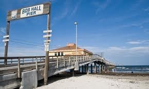 Bob hall pier at padre balli park corpus christi tx for Corpus fishing forum