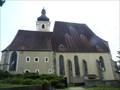 Image for kostel Nanebevzetí Panny Marie - Trhové Sviny, okres Ceské Budejovice, CZ