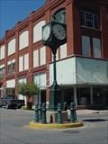 Image for Downtown Clock, Cape Girardeau, Missouri