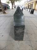 Image for Oscar Wilde - Adelaide Street, London, UK