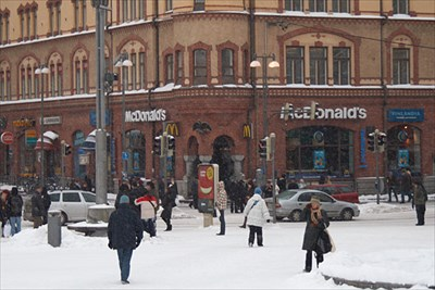 Mc Donalds Tampere