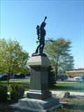 Image for The Spirit of the American Doughboy - Naperville, IL