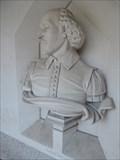 Image for William Shakespeare Bust - Guildhall Yard, Gresham Street, London, UK
