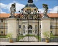 Image for Cour d'honneur gate / Brána cestného dvora - New Chateau / Nový zámek - Horovice (Central Bohemia)