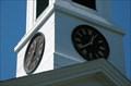 Image for Petersham, MA Clock