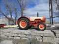 Image for Case Tractor, Serial B4848, L'Orignal, Ontario