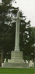 Image for Canadian Cross Memorial - Arlington National Cemetery Historic District - Arlington, VA