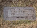 Image for 102 - Ruby N. Ewing - Rose Hill Burial Park - OKC, OK
