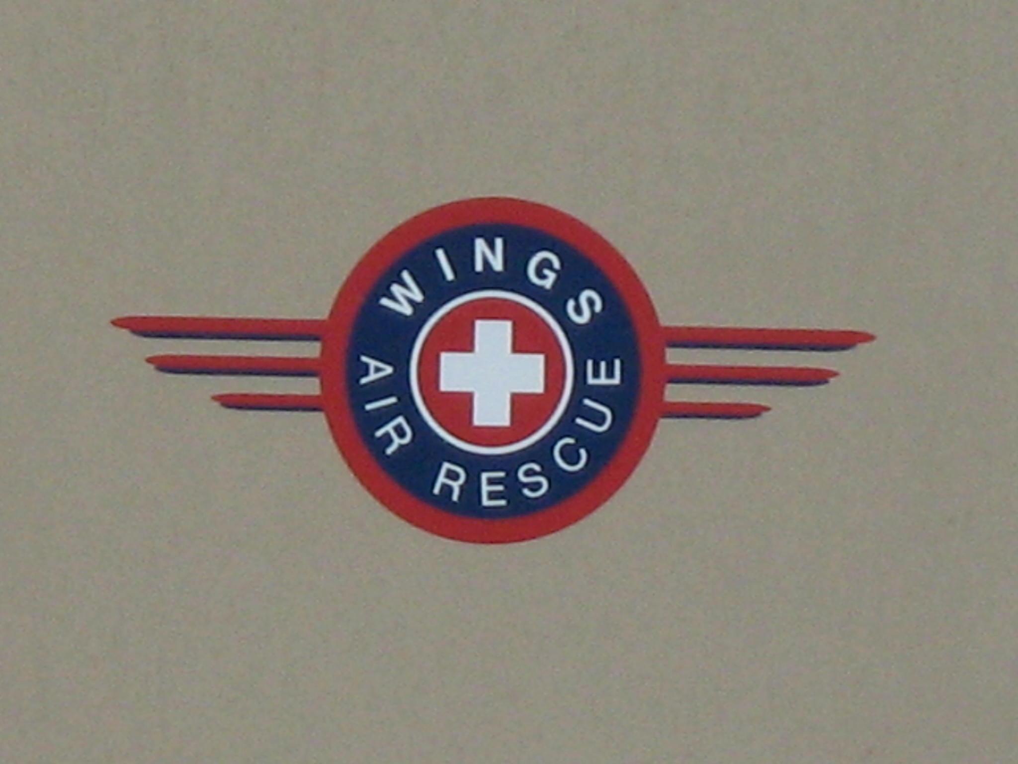 Wings Air Rescue logo