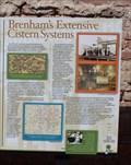 Image for Brenham's Extensive Cistern Systems -- Toubin Park, Brenham TX