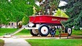 Image for World's Largest Red Wagon - Spokane, WA