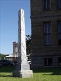 Image for Civil War Memorial - Hallettsville, TX