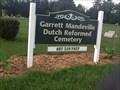 Image for Garrett Mandebille Dutch Reformed Cemetery - Caroline, NY