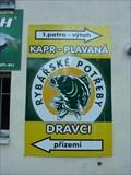 Image for Rybarske poreby Koliste, Brno/Fishing store in Brno, Czech Republic