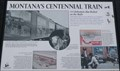 Image for Montana's Centennial Train