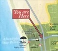 Image for You Are Here - Cottonwood Creek Watershed Map - Encinitas, CA
