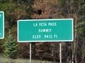 Image for La Veta Pass (new) - Costilla/Huerfano Cty, Co, USA