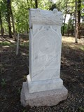 Image for David S. Grimes - Campbell Cemetery - Lamar County, TX