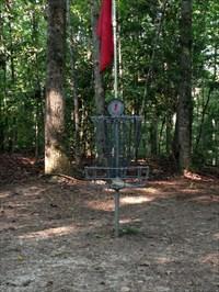 Hole One Basket, Spotsylvania, Virginia