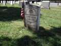 Image for Captain William E. Miller (Medal of Honor) - Gettysburg, PA