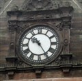 Image for St. Enoch Underground Station Clock - Glasgow, Scotland