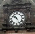 Image for St. Enoch Underground Station Clock - Glasgow, Scotland