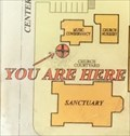 Image for St. John's Lutheran Church Map (Music Conservancy) - Orange, CA