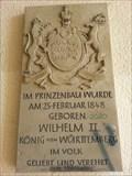 Image for Wilhelm II - Prinzenbau Stuttgart, Germany, BW