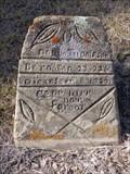 Image for Donna Thompson - Mallard Cemetery - Mallard, TX